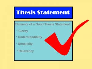 How to prepare a thesis defense